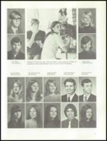 1972 Hutchinson High School Yearbook Page 40 & 41