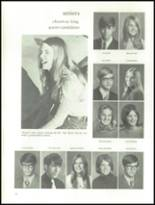 1972 Hutchinson High School Yearbook Page 42 & 43