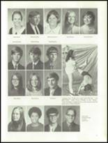 1972 Hutchinson High School Yearbook Page 44 & 45