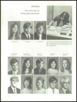 1972 Hutchinson High School Yearbook Page 50 & 51