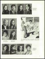 1972 Hutchinson High School Yearbook Page 54 & 55