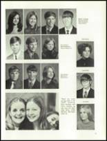1972 Hutchinson High School Yearbook Page 56 & 57
