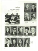 1972 Hutchinson High School Yearbook Page 58 & 59