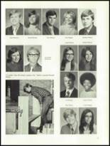 1972 Hutchinson High School Yearbook Page 60 & 61