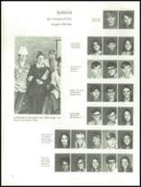 1972 Hutchinson High School Yearbook Page 70 & 71