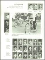 1972 Hutchinson High School Yearbook Page 94 & 95
