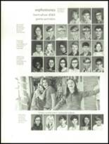 1972 Hutchinson High School Yearbook Page 98 & 99