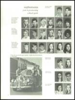 1972 Hutchinson High School Yearbook Page 100 & 101