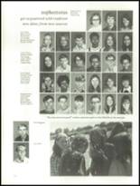 1972 Hutchinson High School Yearbook Page 106 & 107