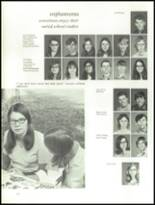 1972 Hutchinson High School Yearbook Page 108 & 109