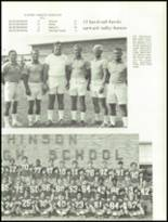 1972 Hutchinson High School Yearbook Page 112 & 113