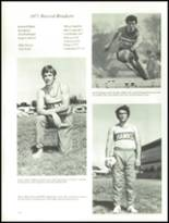 1972 Hutchinson High School Yearbook Page 132 & 133