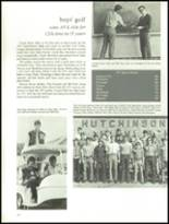 1972 Hutchinson High School Yearbook Page 134 & 135