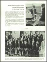 1972 Hutchinson High School Yearbook Page 166 & 167