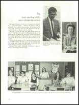 1972 Hutchinson High School Yearbook Page 174 & 175