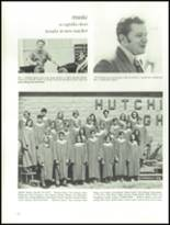 1972 Hutchinson High School Yearbook Page 202 & 203