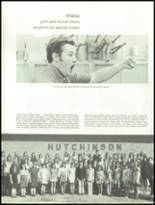 1972 Hutchinson High School Yearbook Page 206 & 207