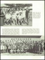 1972 Hutchinson High School Yearbook Page 242 & 243