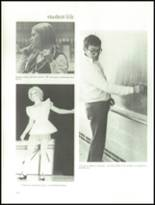 1972 Hutchinson High School Yearbook Page 256 & 257