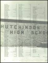 1972 Hutchinson High School Yearbook Page 306 & 307