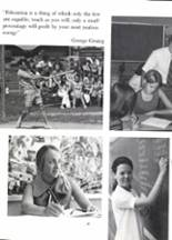 1971 Lansdowne High School Yearbook Page 20 & 21