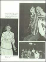 1984 Sandusky High School Yearbook Page 14 & 15