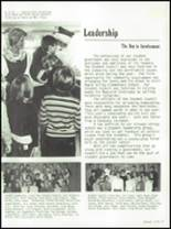 1984 Sandusky High School Yearbook Page 20 & 21