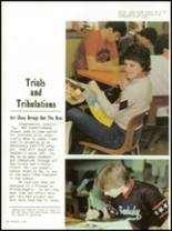 1984 Sandusky High School Yearbook Page 28 & 29