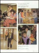 1984 Sandusky High School Yearbook Page 32 & 33