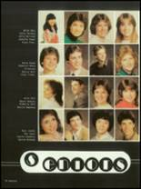 1984 Sandusky High School Yearbook Page 48 & 49