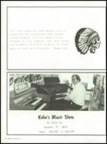1984 Sandusky High School Yearbook Page 78 & 79