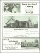 1984 Sandusky High School Yearbook Page 86 & 87