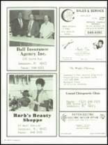 1984 Sandusky High School Yearbook Page 88 & 89