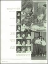 1984 Sandusky High School Yearbook Page 104 & 105