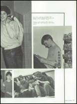 1984 Sandusky High School Yearbook Page 110 & 111