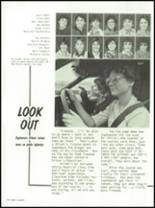 1984 Sandusky High School Yearbook Page 112 & 113