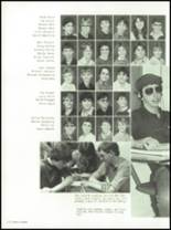1984 Sandusky High School Yearbook Page 114 & 115