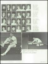 1984 Sandusky High School Yearbook Page 116 & 117
