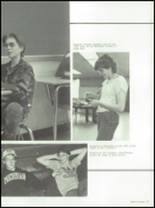 1984 Sandusky High School Yearbook Page 118 & 119