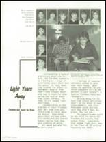 1984 Sandusky High School Yearbook Page 124 & 125