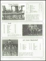 1984 Sandusky High School Yearbook Page 128 & 129