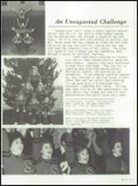 1984 Sandusky High School Yearbook Page 132 & 133