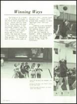 1984 Sandusky High School Yearbook Page 136 & 137
