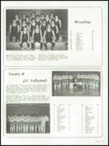1984 Sandusky High School Yearbook Page 140 & 141