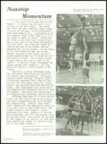 1984 Sandusky High School Yearbook Page 142 & 143