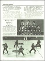 1984 Sandusky High School Yearbook Page 144 & 145
