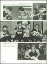 1984 Sandusky High School Yearbook Page 146 & 147