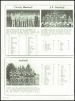 1984 Sandusky High School Yearbook Page 150 & 151