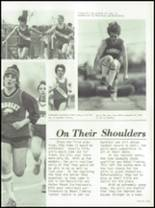 1984 Sandusky High School Yearbook Page 152 & 153