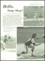 1984 Sandusky High School Yearbook Page 154 & 155